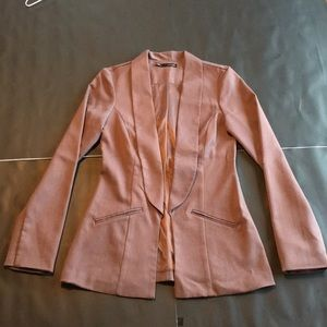 Lavender Blazer With Great Lines Size S